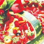 Panier de fruits Pastèque