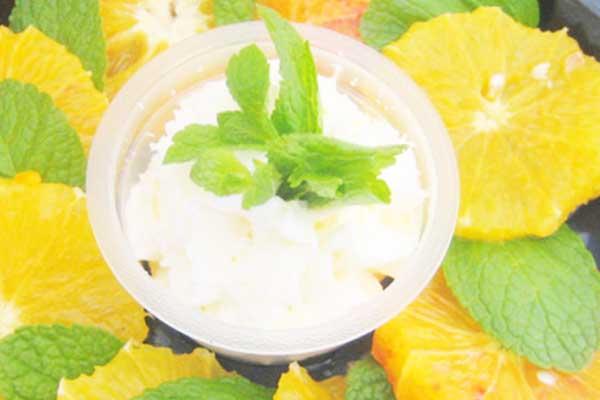 Salade d'oranges avec sirop d'oranges à la cannelle et confit d'écorce, par Cuisine-at-home, Cours de cuisine Saint-Germain-en-Laye Cours de cuisine Yvelines