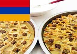 Cours de cuisine armenienne Saint Germain en Laye 78