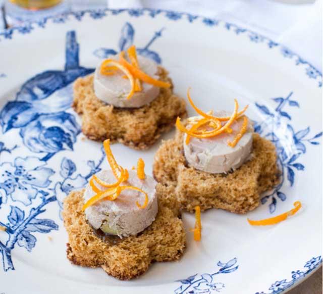 Foie gras le Sud, par Cuisine-at-home, Traiteur Yvelines Traiteur Saint-Germain-en-Laye