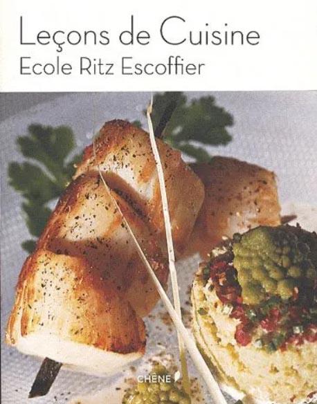 """Conseil lecture : """"Leçons de cuisine"""" - Éditions Chêne"""