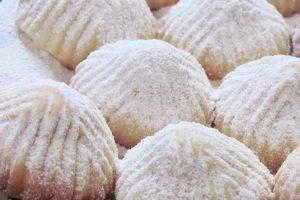 Maamouls. Les gâteaux de Pâques