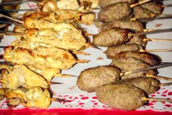 Poulet mariné (Chich Taouk), par Cuisine-at-home, Cours de cuisine Saint-Germain-en-Laye Cours de cuisine Yvelines