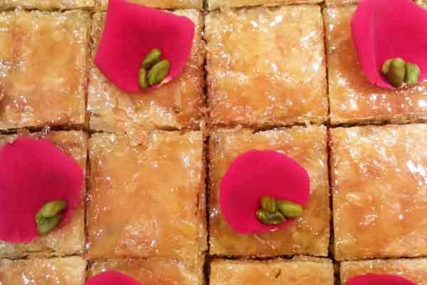 Baklava, par Cuisine-at-home, Traiteur Yvelines Traiteur Saint-Germain-en-Laye