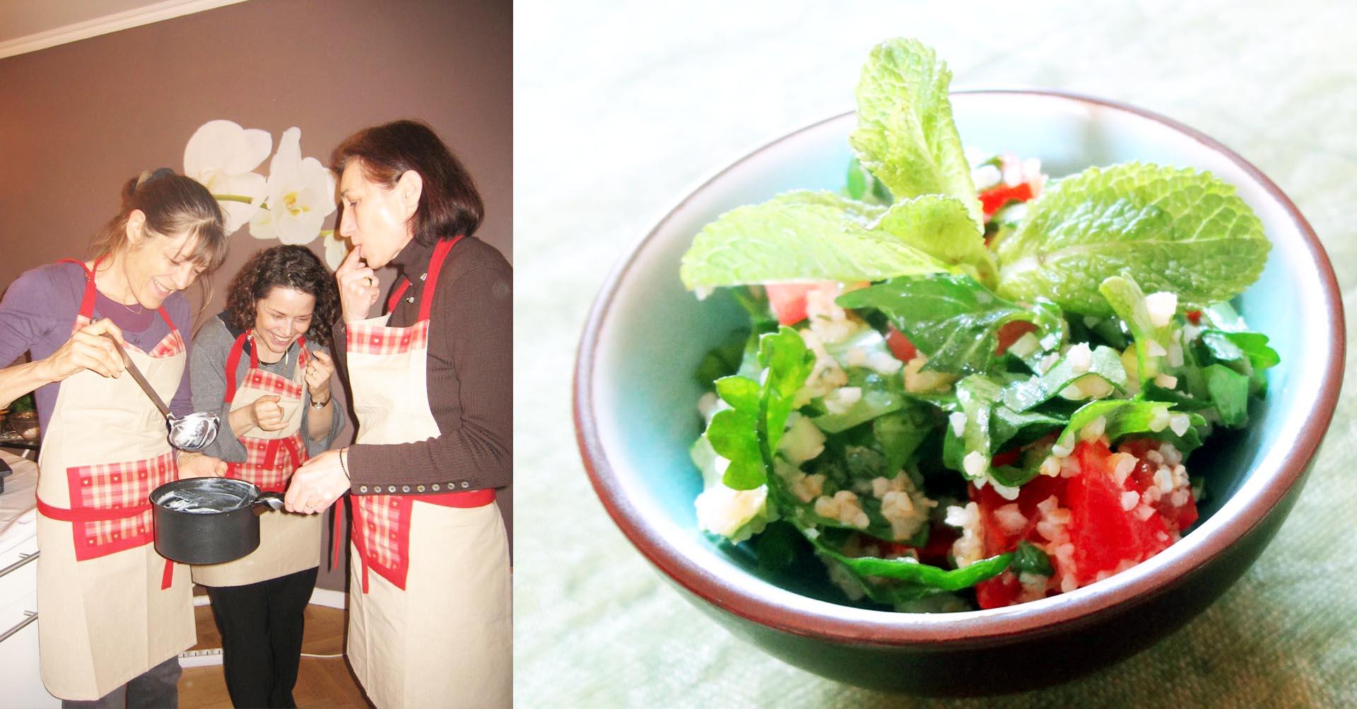 Cours de cuisine Saint-Germain-en-Laye Cours de cuisine Yvelines Cours de cuisine