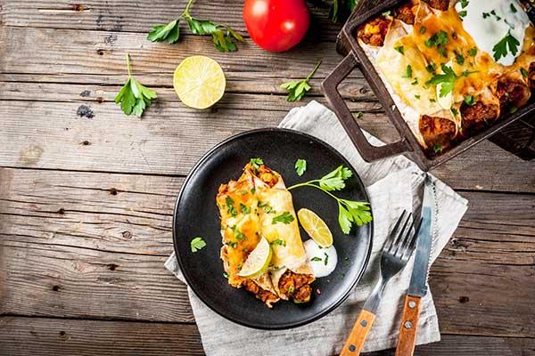 Crepes de polenda, par Cuisine-at-home, Cours de cuisine Saint-Germain-en-Laye Cours de cuisine Yvelines