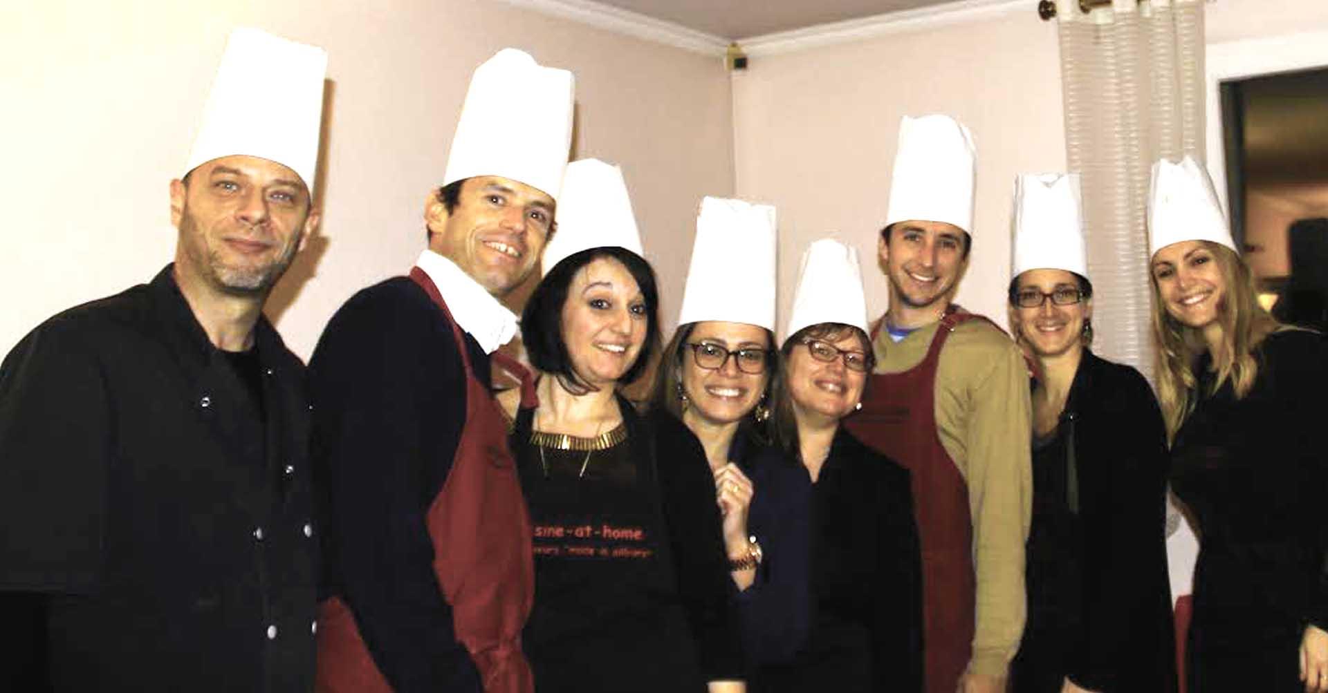 Cuisine at home Cours de cuisine Yvelines CE Cours de cuisine Saint Germain en laye CE