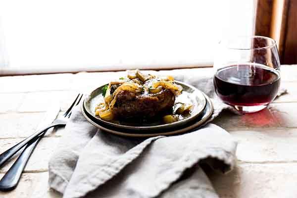 Mignon de porc, par Cuisine-at-home, Cours de cuisine Saint-Germain-en-Laye Cours de cuisine Yvelines