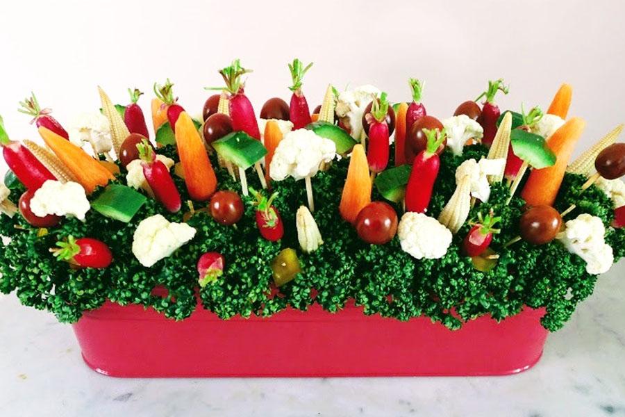 Jardinière de légumes, par Cuisine at home, Traiteur Yvelines Traiteur Saint-germain-en-Laye