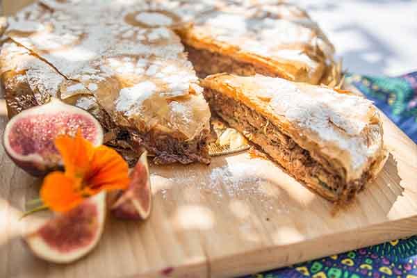 Pastilla, par Cuisine-at-home, Cours de cuisine Saint-Germain-en-Laye Cours de cuisine Yvelines