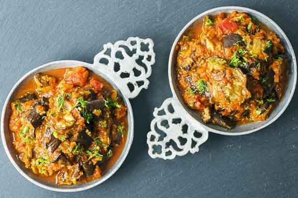 Zaalouk, par Cuisine-at-home, Cours de cuisine Saint-Germain-en-Laye Cours de cuisine Yvelines