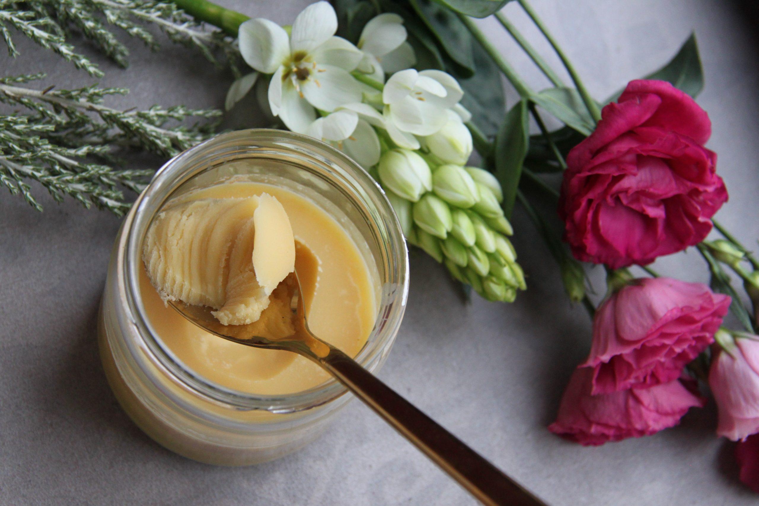 Le beurre clarifié, rapide et facile